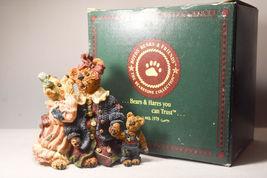 Boyds Bears: Louella & Hedda... The Secret - Style 22775 image 10