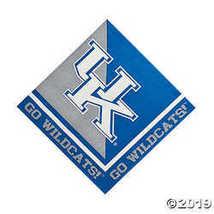 NCAA Kentucky Luncheon Napkins - $3.86