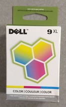 Genuine Dell 9XL COLOR Ink Cartridge NOS for Printer Model 926 V305 V305w - $8.72