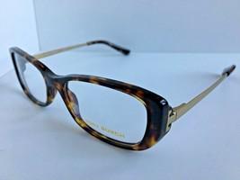 New TORY BURCH TY 6220 3310 51mm Tortoise Rx Women's Eyeglasses Frame #2 - $99.99