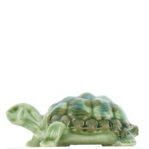 "Wade Whimsies Retail Baby Tortoise 2"" Green with Brown"