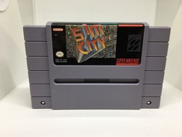 Sim City Super Nintendo Game with Free Shipping - $13.48