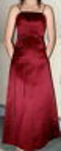 Bill Levkoff Bridesmaids Gown size 4 Beaded Accent Two Piece Prom Formal... - $27.67
