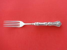 "Grenoble aka Gloria by Wm. Rogers Plate Silverplate HH Dinner Fork 7 1/2"" - $27.55"