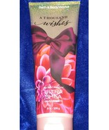 Bath & Body Works Signature Collection A Thousand Wishes Shea Body Cream - $15.34
