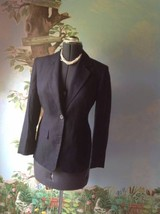 Jones New York Petite Women's Blue Blazer Suit Jacket SZ 6P - $29.69