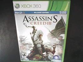 Assassin's Creed III Xbox 360 [Xbox 360] - $9.89