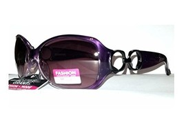 "Purple Foster Grant MaxBlock Fashion Mode Butterfly Sunglasses ""incredib... - $9.99"