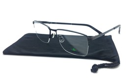 LACOSTE mens Semi Matte Black Metal Spectacles RX Glasses Frame 55mm L22... - $45.97