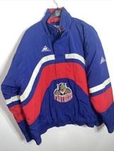 Vintage Apex One NHL Florida Panthers Quarter Zip Pullover Jacket Size L... - $69.29