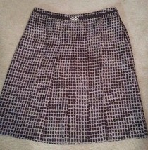 Ann Taylor skirt. Gorgeous100% Silk. Wonderful condition. - $14.96
