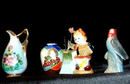 Miniature figurines AB 169 Vintage Collectibles