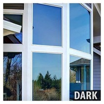 Mirror Window Tint Film One Way Reflection for Privacy & Heat Block Ener... - $19.77