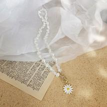 MENGJIQIAO Fashion Metal Yellow Flower Drop Earrings For Women Girls Ele... - $11.83