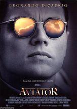 2004 THE AVIATOR Leonardo DiCaprio Martin Scorsese Promo Movie Poster 13x20 - $7.99