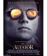2004 THE AVIATOR Leonardo DiCaprio Martin Scorsese Promo Movie Poster 13x20 - $7.99
