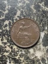 1936 Great Britain 1 Farthing Lot#Z3752 Nice! - $5.00
