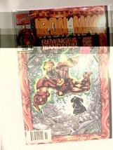 #10 The Invincible Iron Man 1998  Marvel Comics B154 - $3.99