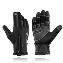 Rockbros Winter Thermal Ski Gloves Skiing Windproof Snowboard Waterproof... - $17.95