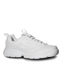 Fila Men's Disruptor SE Training Shoe, Triple White, 11 M US - €36,74 EUR