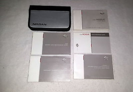 2008 Nissan Rogue Owners Manual 04779 - $26.68