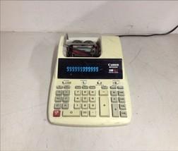 Canon MP25DV 12-Digit 2-Color Calendar & Clock Printing Calculator - $37.50