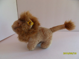 Steiff lion button stuffed animals  made in Germany 2583 - $37.99