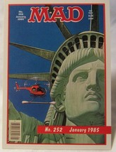 Lime Rock Mad Magazine PROMO 3 Trading Card Jan. 1985 Cover Copy STATUE ... - $4.95
