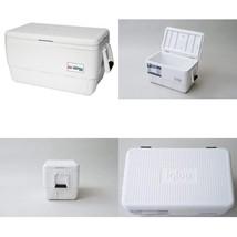 Igloo Marine Ultra 36 Quart Cooler Uv Inhibitors Comfort Grip Non-Slip H... - $48.11