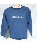 VTG Guess Jeans USA Striped Shirt 90s Georges Marciano Long Sleeve Strip... - $129.99