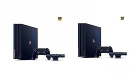 PS4 2TB CUH-7100BA50 PlayStation 4 Pro 500 Million Limited console 2Set ... - $1,894.80