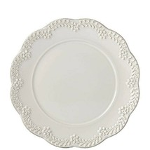 Lenox  Chelse Muse Floral Grey Accent Plates  Set of 4 - $79.20