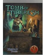 Tomb of Tiberesh - Dungeons & Dragons 5th Ed. Kobold Press SC 2015 97819... - $17.63