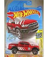 2020 Hot Wheels #76 HW Speed Graphics 3/10 19 FORD RANGER RAPTOR Red wCh... - $7.00