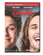 Pineapple Express Two-Disc Unrated Edition [DVD] [2008] - $7.95