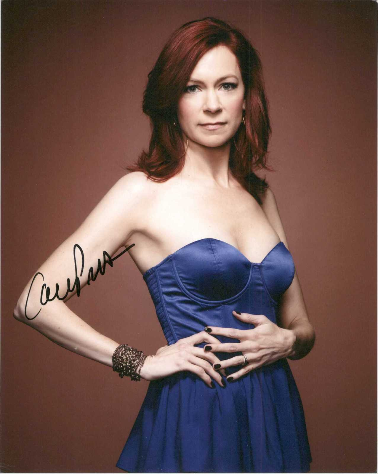 "Primary image for Carrie Preston Signed Autographed ""The Good Wife"" Glossy 8x10 Photo"