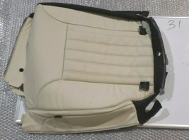 New Oem Leather Seat Cover Mercedes Benz Ml Class 06-11 Rear Row Tan Upper Rh - $74.25