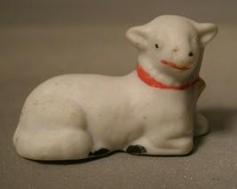 Miniature Porcelain Lamb - $12.00