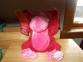 Hallmark Valentine Ape, Pick me up and I go Ape Plush image 2