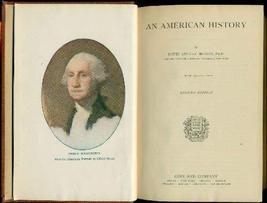 An American history Muzzey, David Saville