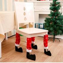 Chair Foot Covers Christmas Decor For Home Christmas Table  Ornament  - $13.00