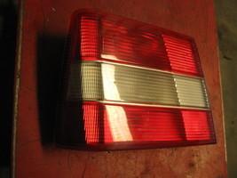 98 97 volvo s90 drivers side left inner trunk mounted brake tail light - $12.86