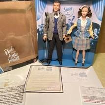 Barbie Loves Frankie Sinatra Dolls Gift Set Mattel 1999 Model 22953 Vtg ... - $44.09
