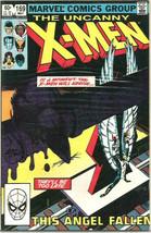 X-men #169 VF+/NM- MARVEL COMICS 1983 1st series 1st printing - £7.89 GBP