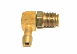 """Big A Service Line 3-82254 Brass Metal Barbed Tube Fitting 5/16"""" Thread ... - $14.75"""