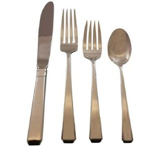 Craftsman by Towle Sterling Silver Flatware Set 48 Service 299 Pcs Exceptional - $17,950.00