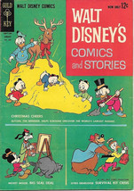 Walt Disney's Comics and Stories Comic Book #268 Dell Comics 1963 VERY GOOD - $10.69