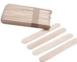 20PCS/Lot Wooden Spatulas Body Hair Removal Sticks Wax Waxing Disposable Sticks