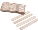 20PCS/Lot Wooden Spatulas Body Hair Removal Sticks Wax Waxing Disposable Sticks