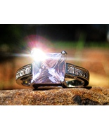 FREE WITH 100.00 PURCHASE Haunted MASTER WARLOCK ring of mystical powers  - $0.00